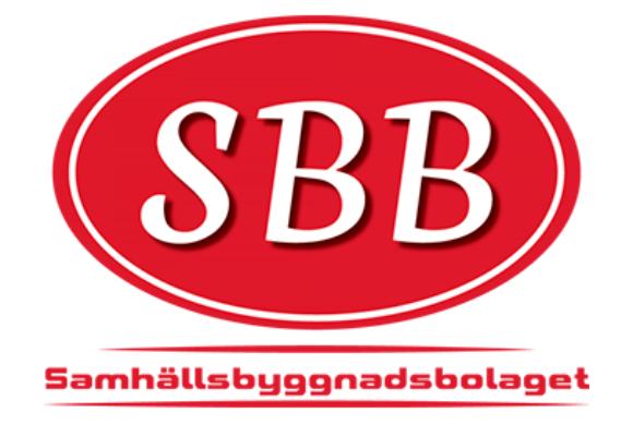 Logga SBB